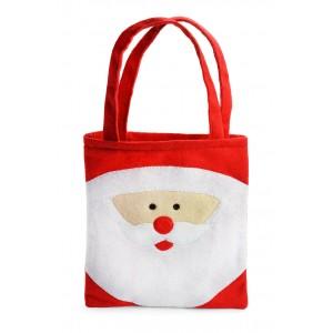 Plstená vianočná taška