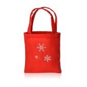 Vianočná taška s hviezdami