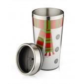 Travel mug SNOWMAN