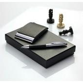 Sada - guličkové pero, vizitkár