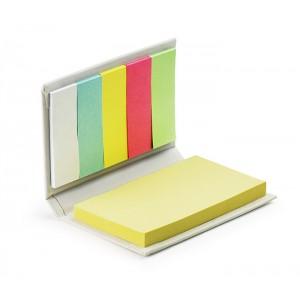 Zápisník so samolepiacimi bločkami