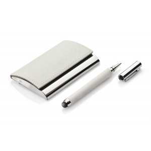 Darčeková sada - dotykové pero a vizitkár