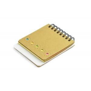Zápisník RIO so samolepiacimi bločkami