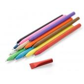 Papierové guličkové pero
