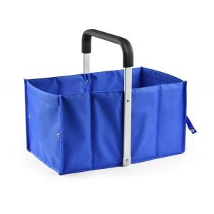 Skladací nákupný košík
