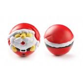 Antistresová loptička Santa Claus