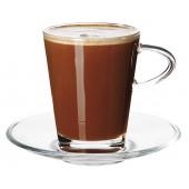 Sklenený pohár Coffee & Tea