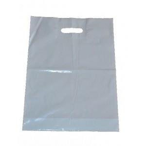 Igelitová taška biela 360 x 460 mm