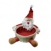 Darčekový košík so santom