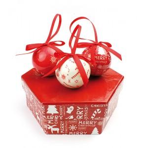 Ozdoby na vianočný stromček 7 kusov