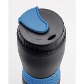Cestovný termo hrnček modrý 440 ml