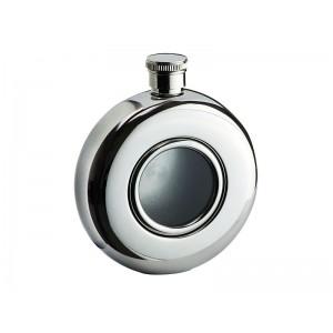 Vrecková fľaša kruhová