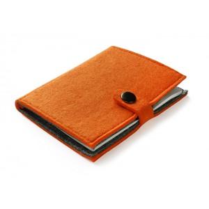 Plstenný zápisník