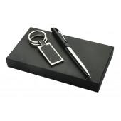 Darčeková sada - guličkové pero a prívesok